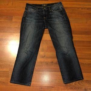 EUC-Lucky Brand jeans